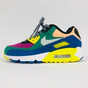 Nike Air Max 90 QS Viotech Blue Green Mens 5